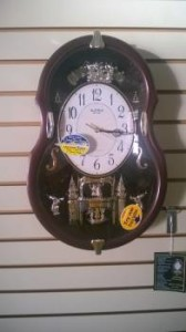 Viola Entertainer Rhythm Clock