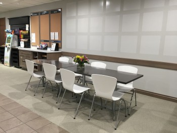 Superb Local Office Break Room Installation Hoffman Interior Design Ideas Gentotryabchikinfo